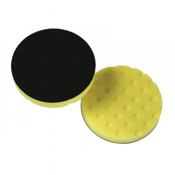 "Lake Country CCS 5.5"" Yellow Cutting Pad - Burete Polish Abraziv 140MM 991760"