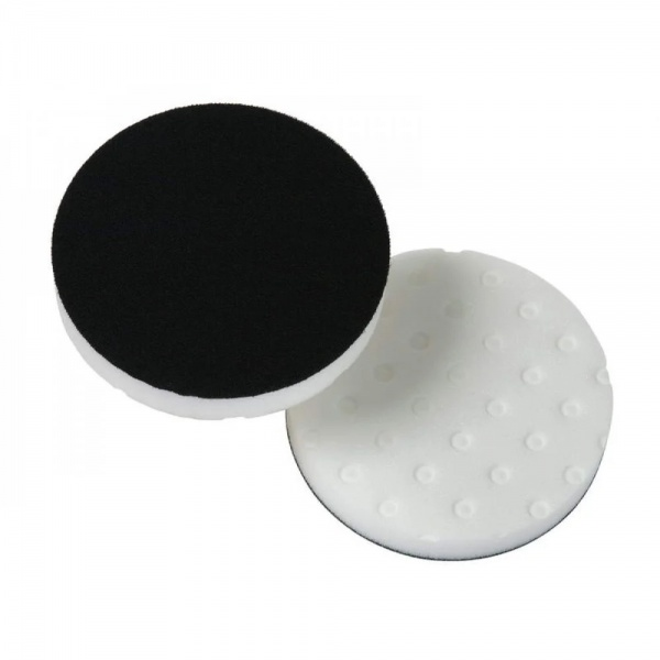 "Lake Country CCS 4"" White Polishing Pad - Burete Polish Mediu 101MM 991767"