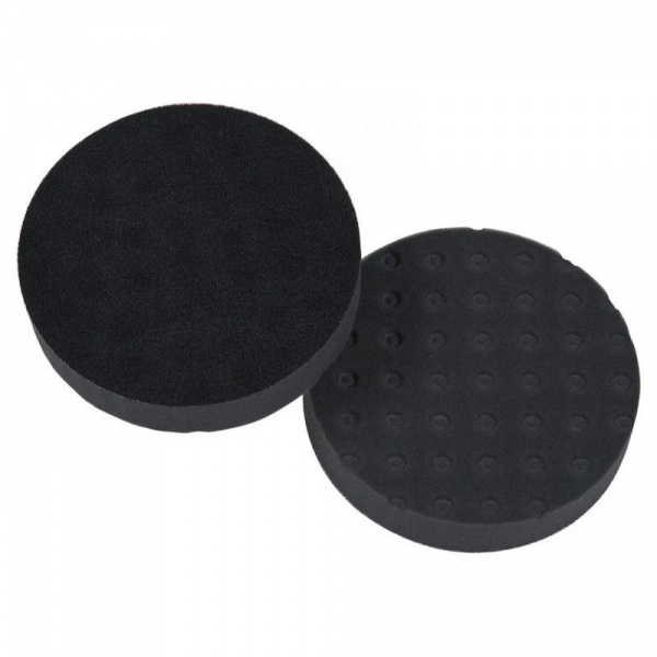 "Lake Country CCS 5.5"" Black Finishing Pad - Burete Polish Finish 140MM 991769"