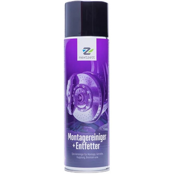 Spray Curatare Frane Nextzett Brake Cleaner + Degreaser 500ML 99708415