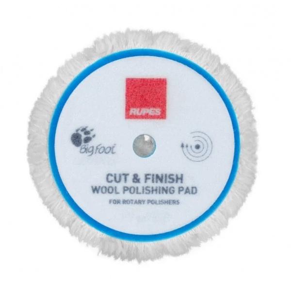 Blana Polish Abraziv Si Fin Rupes Rotary Wool Pad 150MM 9.BL150F