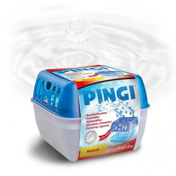 Dezumidificator Reincarcabil Pingi ProfiDry 450GR GPL-450