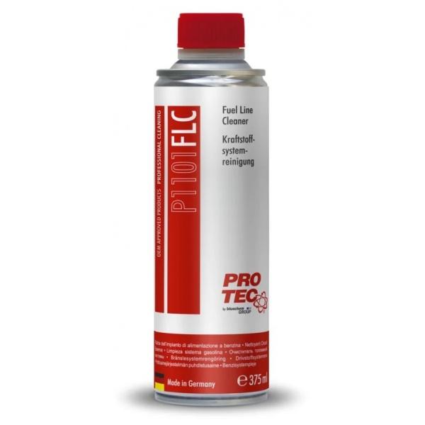 Aditiv Curatare Sistem Alimentare Benzina Pro Tec Fuel Line Cleaner 375ML PRO1101