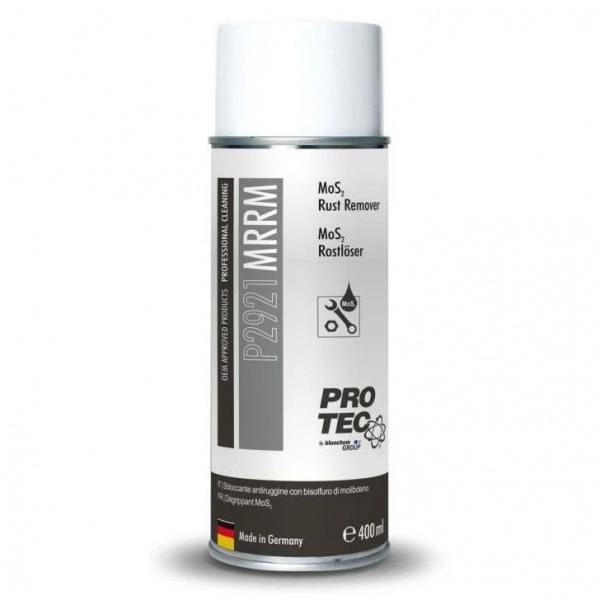 Spray Indepartare Rugina Protec MoS2 Rust Remover 400ML PRO2921