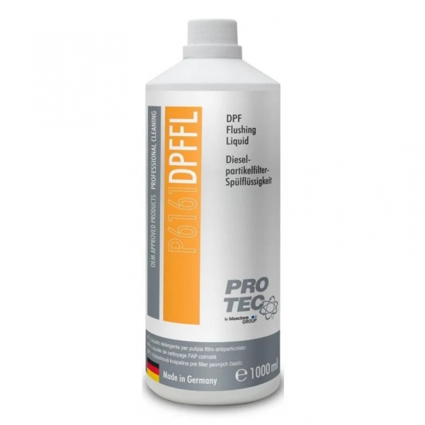 Solutie Curatare Filtru Particule Pro Tec DPF Flushing Liquid 1000ML PRO6161