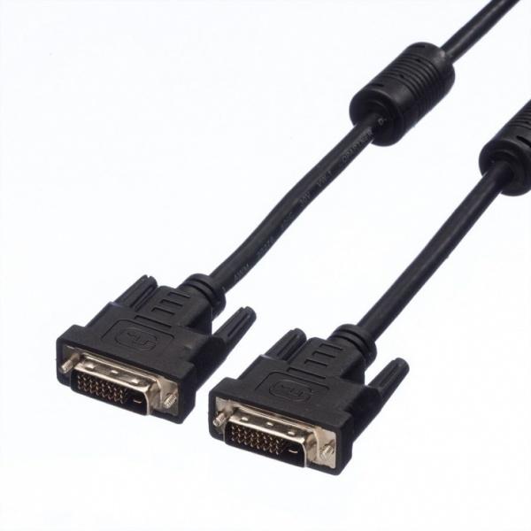Cablu Dvi Dual Link Ecranat T-T 5M Value 11.99.5555