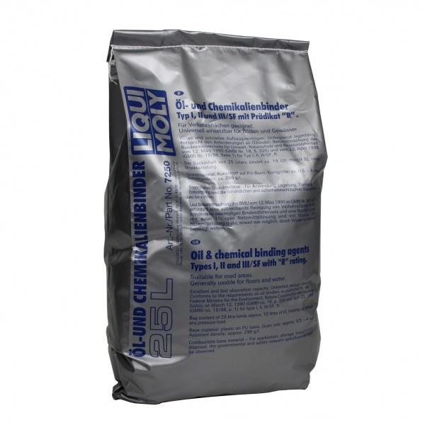 Granule Liant Pentru Ulei Liqui Moly 25L 7250