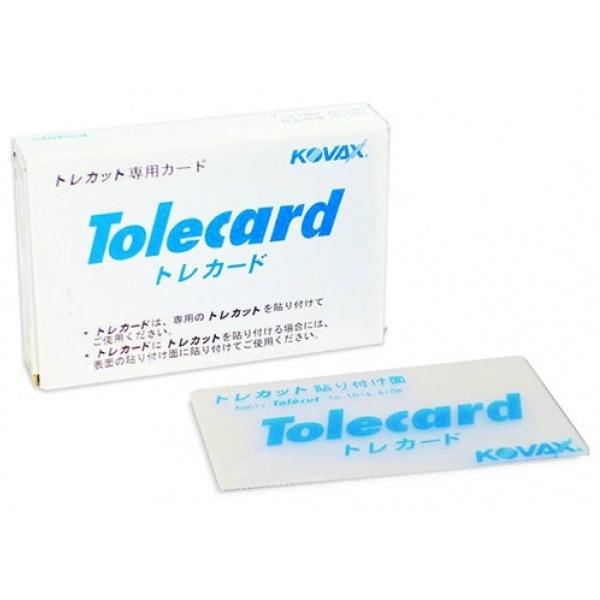 Kovax Tolecard - Tampon Slefuire Manuala 66 x 110MM 9710048