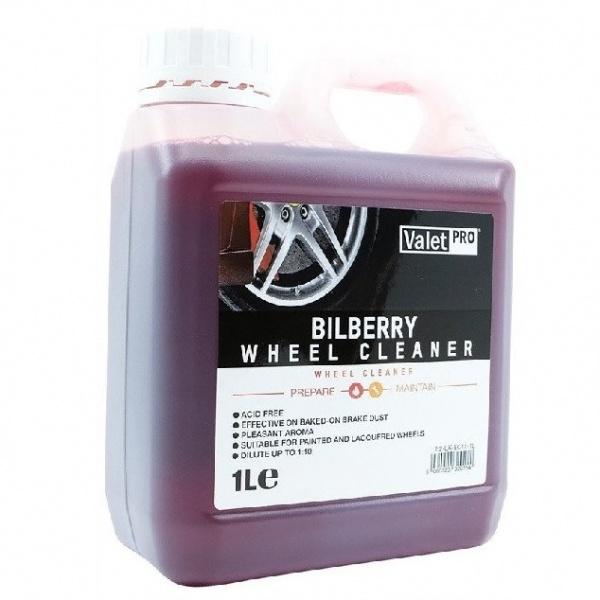 Valet Pro Valet Pro Bilberry Wheel Cleaner - Solutie Curatare Jante 1L EC11-1L