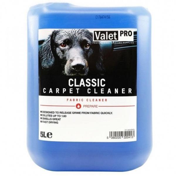 Valet Pro Solutie Curatare Textile Classic Carpet Cleaner 5L IC8-5L