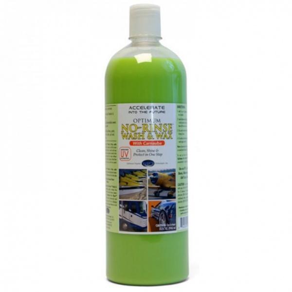 Optimum No Rinse Wash & Wax 950ML OPT-4