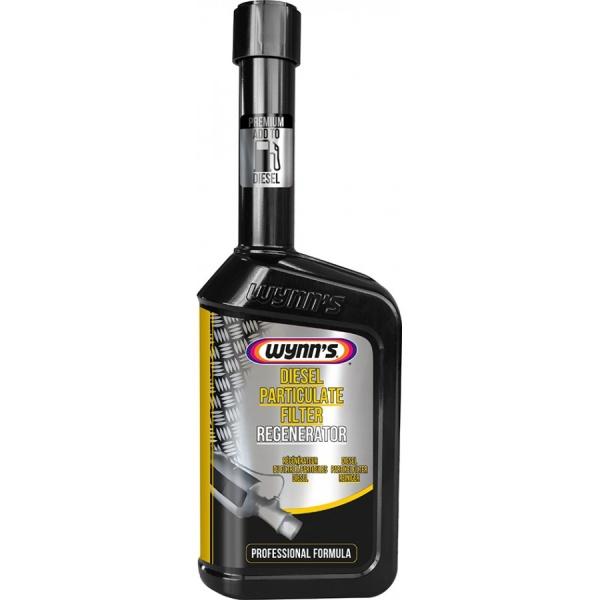 Wynn's Aditiv Curatare Filtru Particule Diesel 500ML W28392