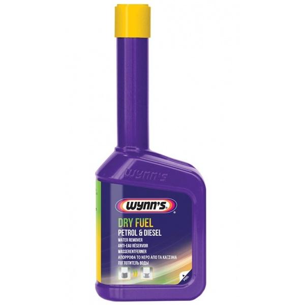 Wynn's Aditiv Absorbtie Apa Din Combustibil 325ML W71867