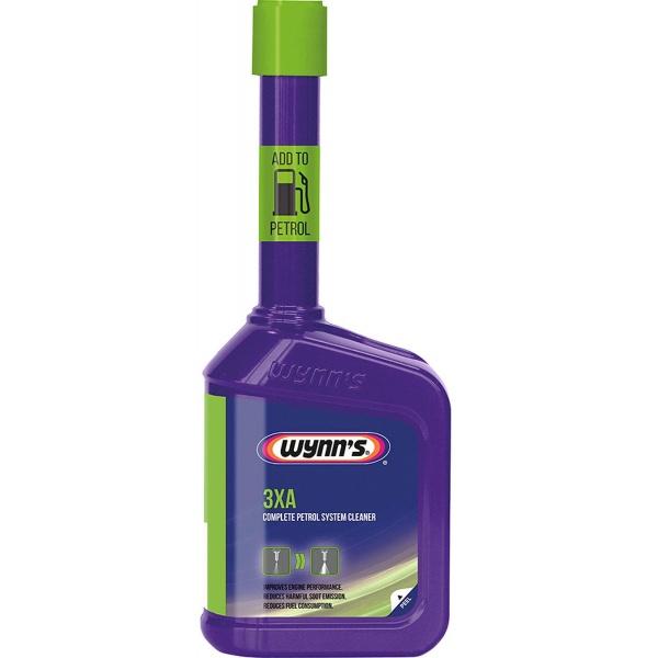 Wynn's Aditiv Benzina 3XA Tripla Actiune 325ML W70759