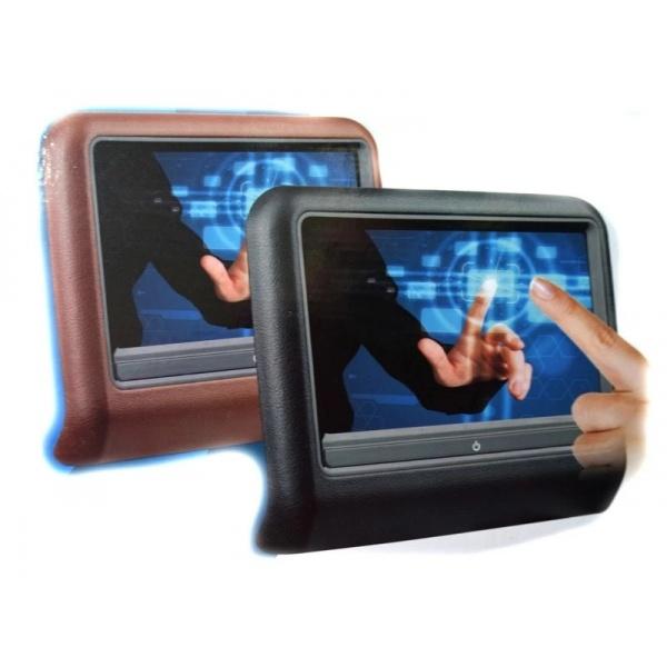 1 DVD + 1 Monitor AV Set 980 Pentru Tetiere Cu Touchscreen 260918-13