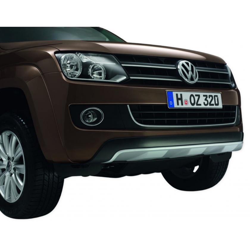 Ornament Bara Fata Oe Volkswagen Amarok 2010-2017 Argintiu / Negru 2H0071003
