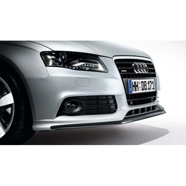 Prelungire Spoiler Bara Fata Oe Audi A4 B8 2012-2015 Tuning Sport Facelift 8K0071053A9AX