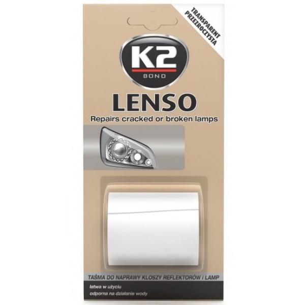K2 Banda Reparat Lampi Auto Lenso Transparenta B340