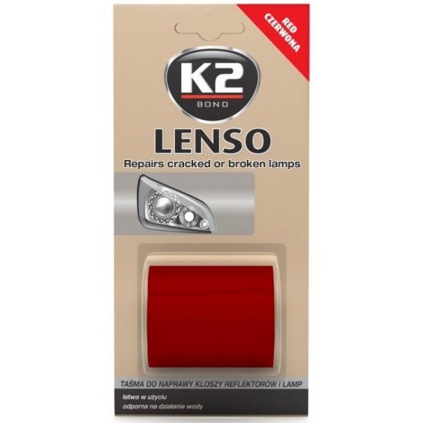 K2 Banda Reparat Lampi Auto Lenso Rosie B342