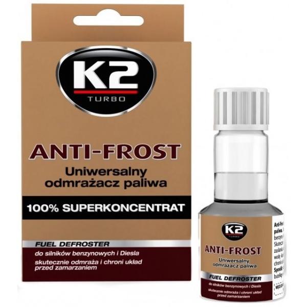 K2 Anti Frost Solutie Anti Inchet Combustibil 50ML T313
