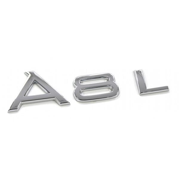 Emblema A8L Oe Audi A8 4E2, 4E8 2002-2010 4D0853741E2ZZ