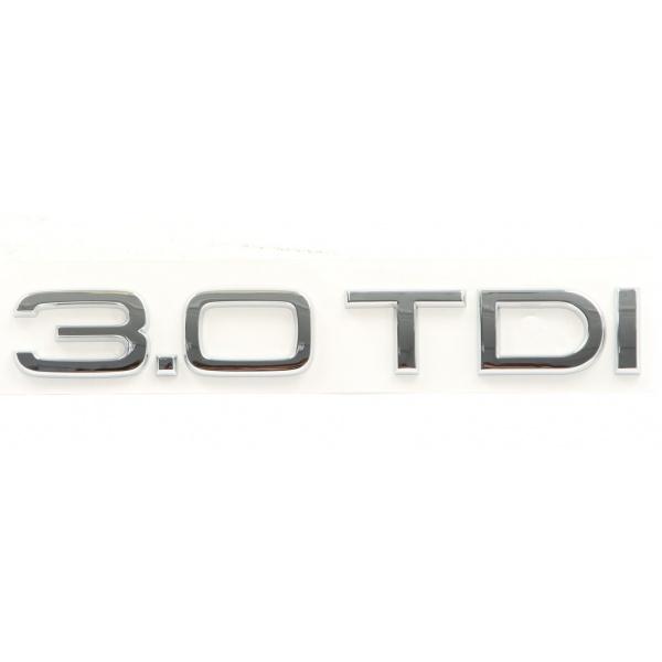 Emblema 3.0 TDI Oe Audi A4 B7 2004-2008 4F0853743B2ZZ