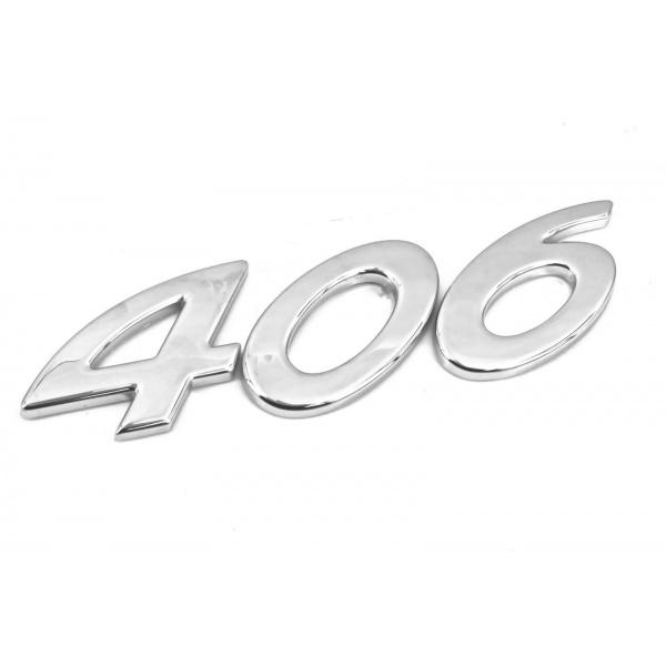 Emblema 406 Oe Peugeot 406 1995-2005 8663QP