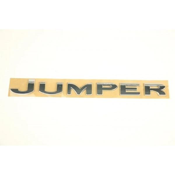 Emblema Jumper Oe Citroen Jumper 2 2006→ 8665X8