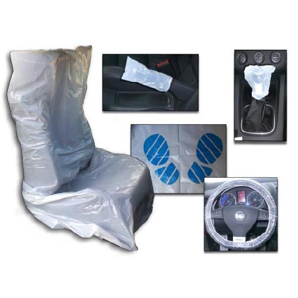 Set Huse Protectie Auto Garage Maister 5 In 1 GM50916