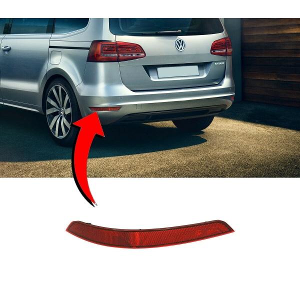 Catadioptru Bara Spate Oe Volkswagen Sharan 2 2010→ 7N0945105B
