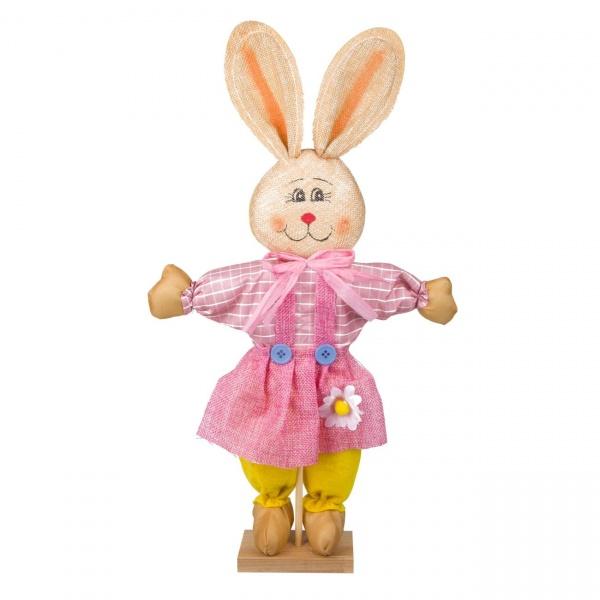 Figurina Decorativa De Paste Iepuras 24x6x47CM 1173185
