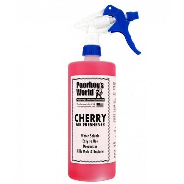 Odorizant Auto Poorboy's Air Freshener -  Cherry 473ML PB-AFCH-16