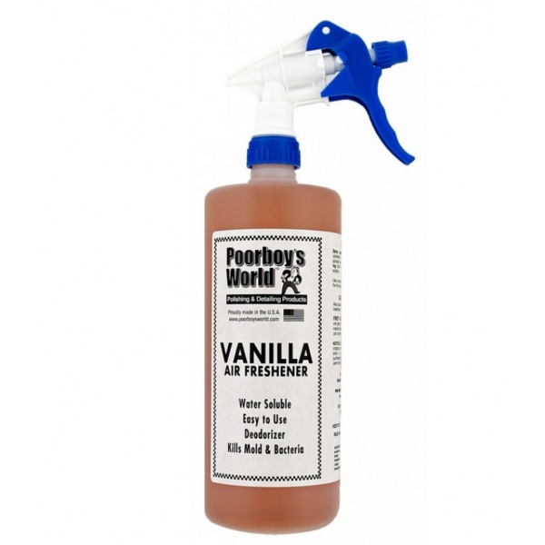 Odorizant Auto Poorboy's Air Freshener - Vanilla 473ML PB-AFV-16