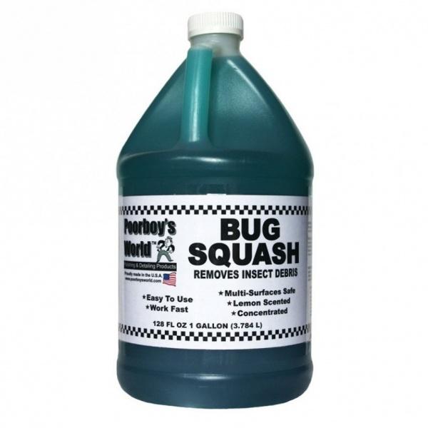 Solutie Inlaturare Insecte Poorboy's World Bug Squash 3.8L PB-BS-128