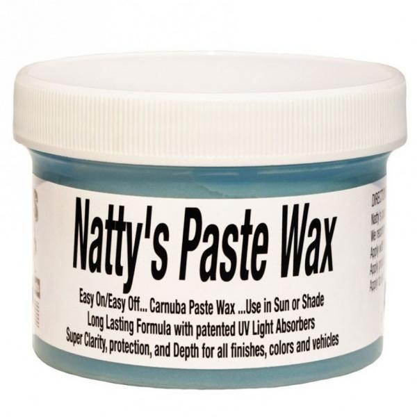 Ceara Auto Poorboy's World Natty's Paste Wax Blue PB-NPW-BL
