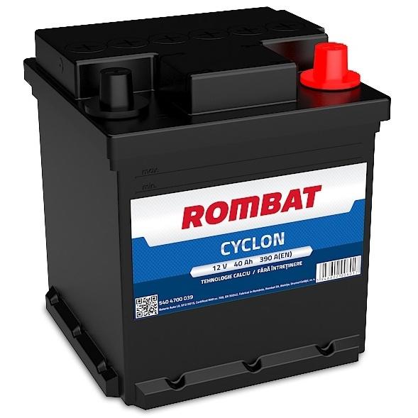 Baterie Rombat Cyclon 40Ah 390A 5404700039ROM