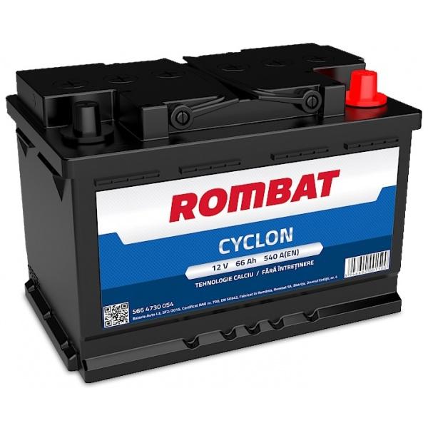 Baterie Rombat Cyclon 66Ah 540A 5664730054ROM