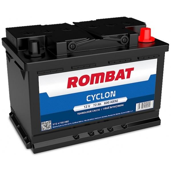 Baterie Rombat Cyclon 72Ah 600A 5724730060ROM