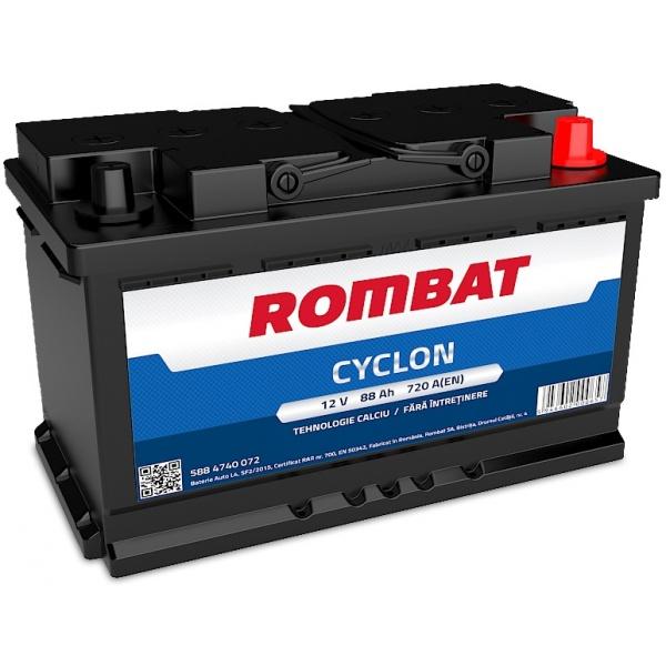 Baterie Rombat Cyclon 88Ah 720A 5884740072ROM