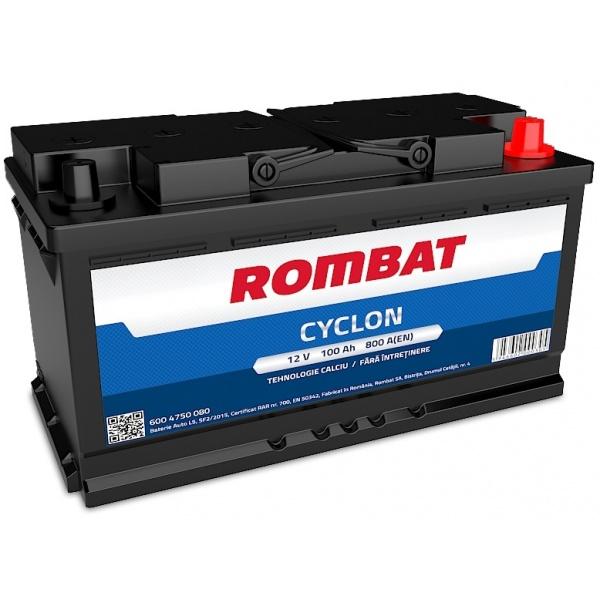 Baterie Rombat Cyclon 100Ah 800A 6004750080ROM