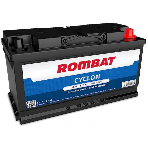 Baterie Rombat Cyclon 110Ah 900A 6104750090ROM