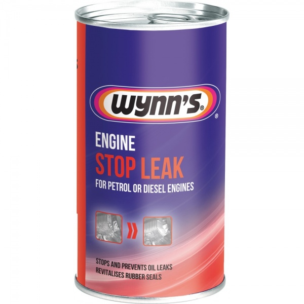 Wynn's Engine Stop Leak Solutie Pentru Oprirea Scurgerilor De Ulei 325ML W50664