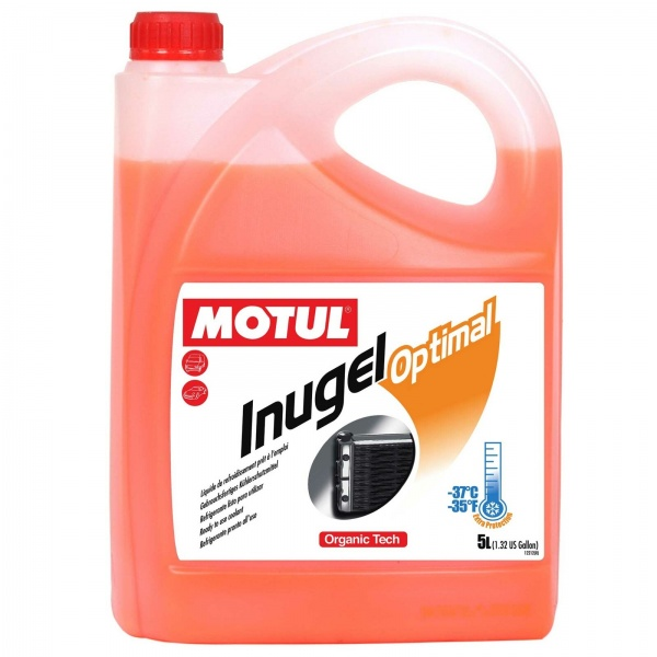 Antigel Motul Inugel Optimal G12 5L