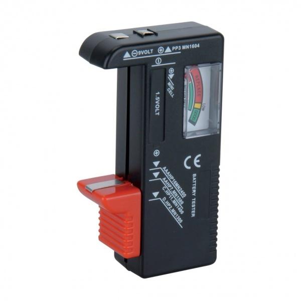 Tester Universal Pentru Baterii Unitec 46021