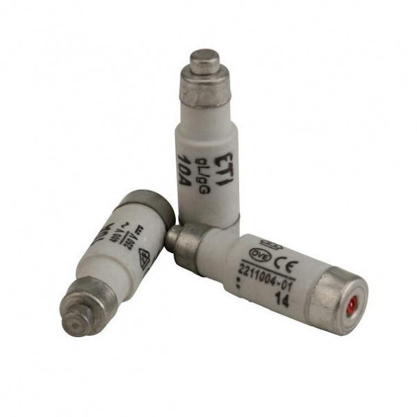 Capsule Siguranta 10A D 01 250/400V 10 Buc Unitec 47250