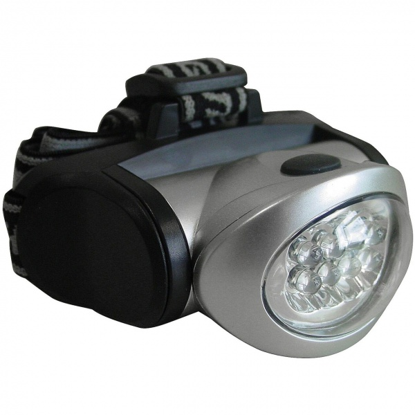 Lampa Frontala Cu Led Fischer 60498