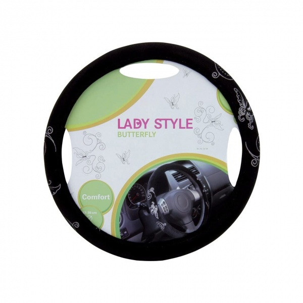 Husă Volan Auto Lady Style Butterfly Cartrend 73104