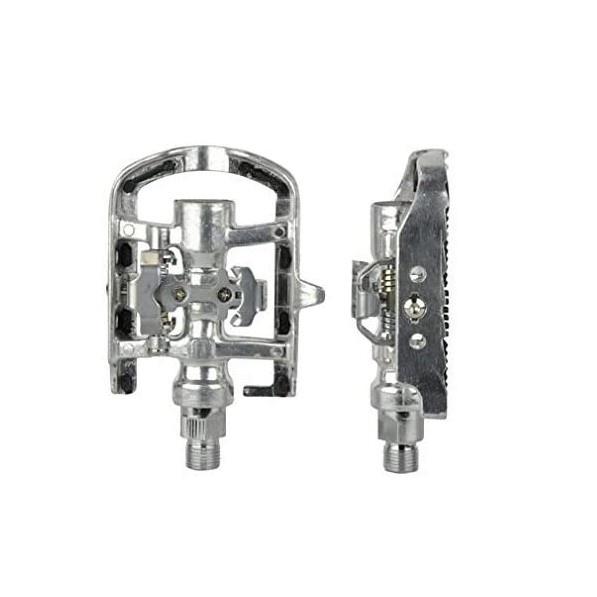 Pedale Cu Sistem Dublu Din Aluminiu Fischer 85843