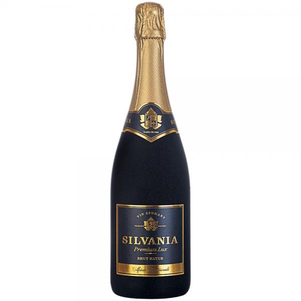 Silvania Premium Lux Vin Spumant Alb Brut Natur 0.75L 10002587