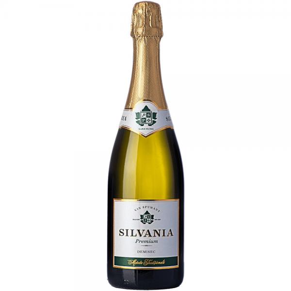 Silvania Premium Vin Spumant Alb Demisec 0.75L 10002588
